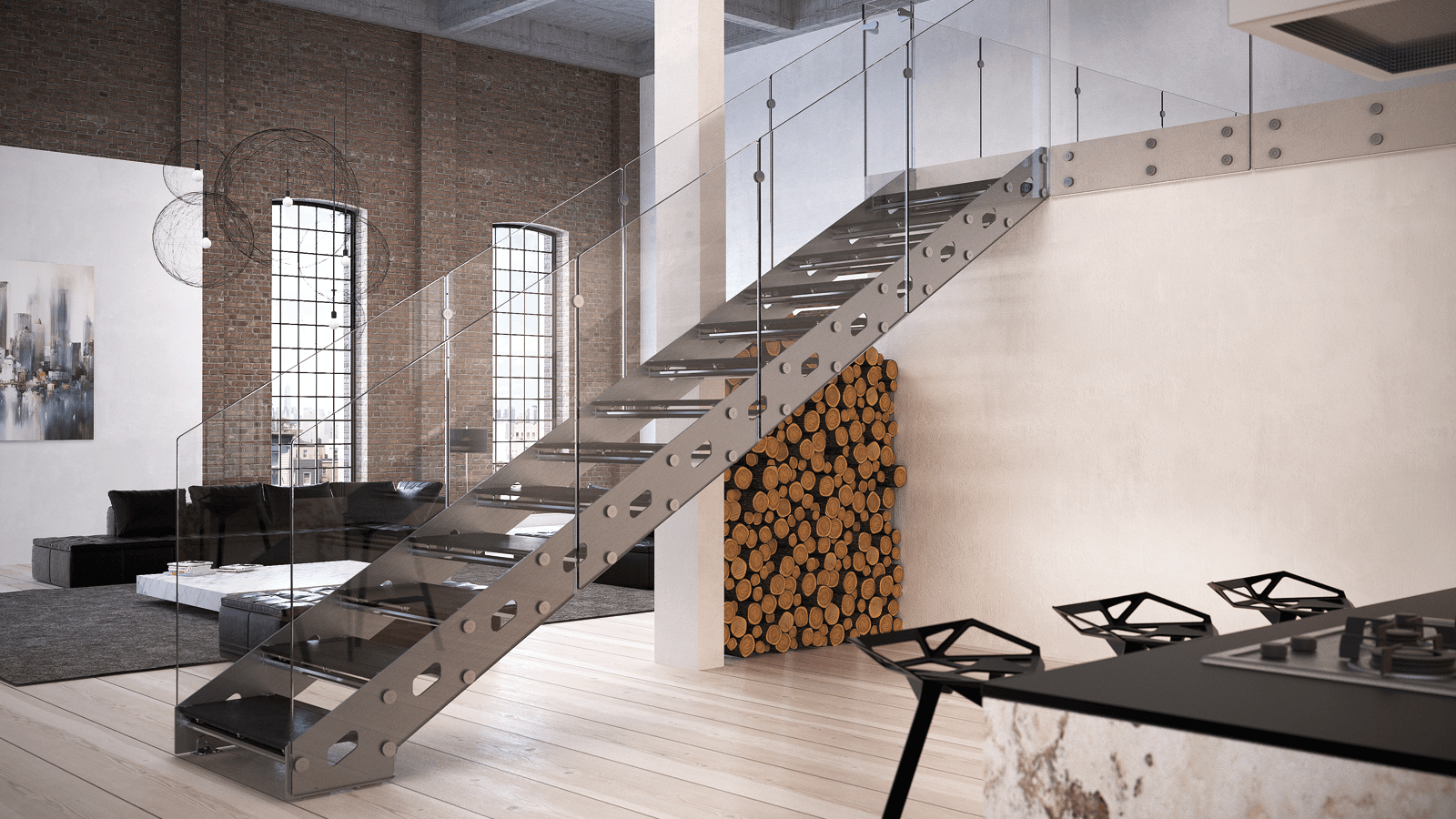 Scale di design executive stairs - Scale di design ...