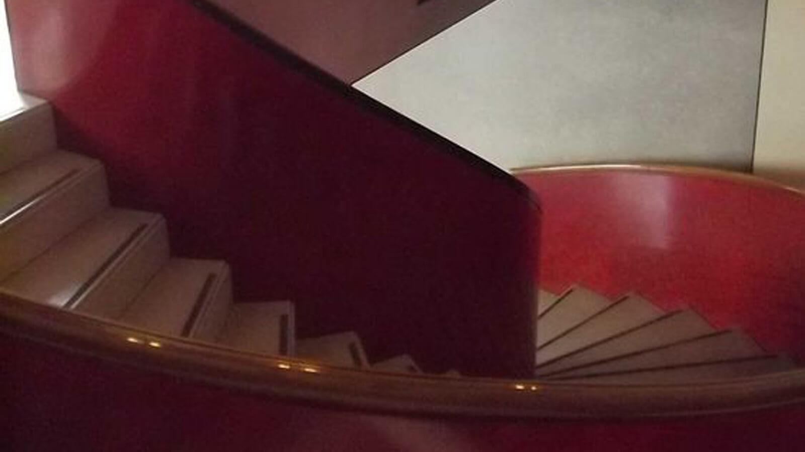 Escalier Carlo Scarpa