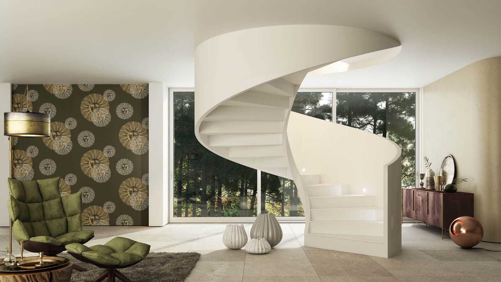 News executive stairs - Scale interni design ...