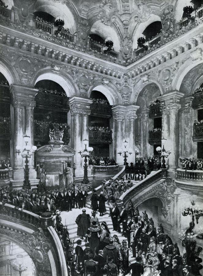Teatro de la Opera - París